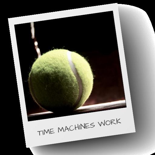 Time Machines Work Logo